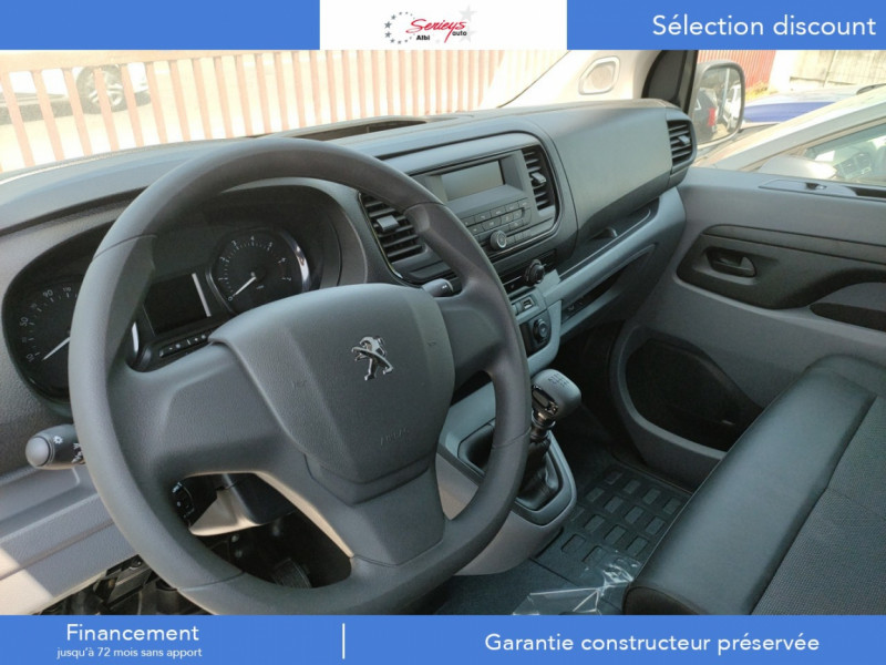 Photo 19 de l'offre de PEUGEOT EXPERT FGN PRO BLUEHDI 120 PK AIR 3 PLACES à 24780€ chez Garage Serieys Auto