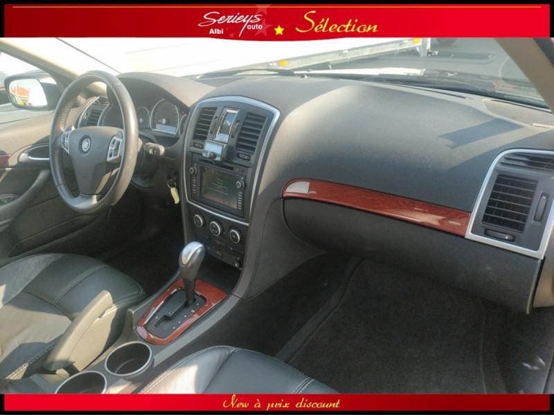 Photo 10 de l'offre de CADILLAC BLS SW 1.9 D 180 Sport Luxury Boite Auto à 9480€ chez Garage Serieys Auto