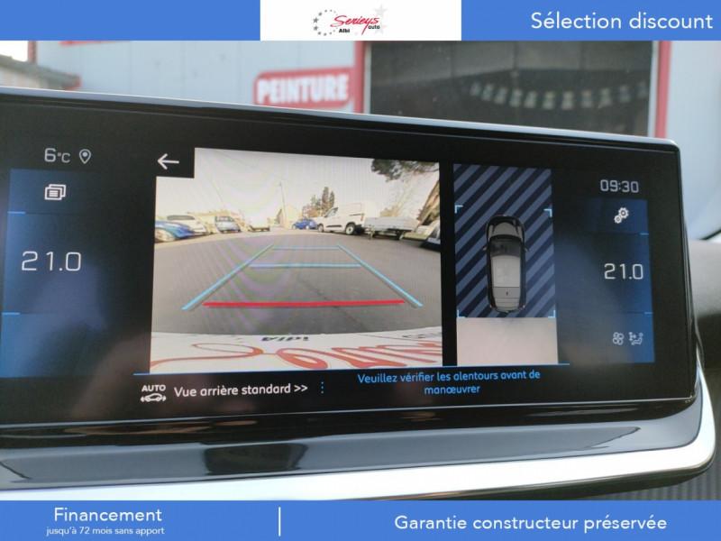 Photo 21 de l'offre de PEUGEOT 208 Allure Pack BlueHDi 100 Camera AR GPS à 19380€ chez Garage Serieys Auto