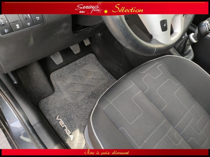 Photo 17 de l'offre de KIA VENGA Urban Chic 1.6 CRDi 115 Toit Ouvrant à 7800€ chez Garage Serieys Auto