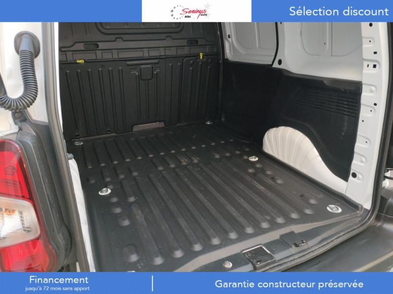 Photo 26 de l'offre de PEUGEOT PARTNER FGN PRO BLUEHDI 100 STD CAMERA+3PL à 18480€ chez Garage Serieys Auto