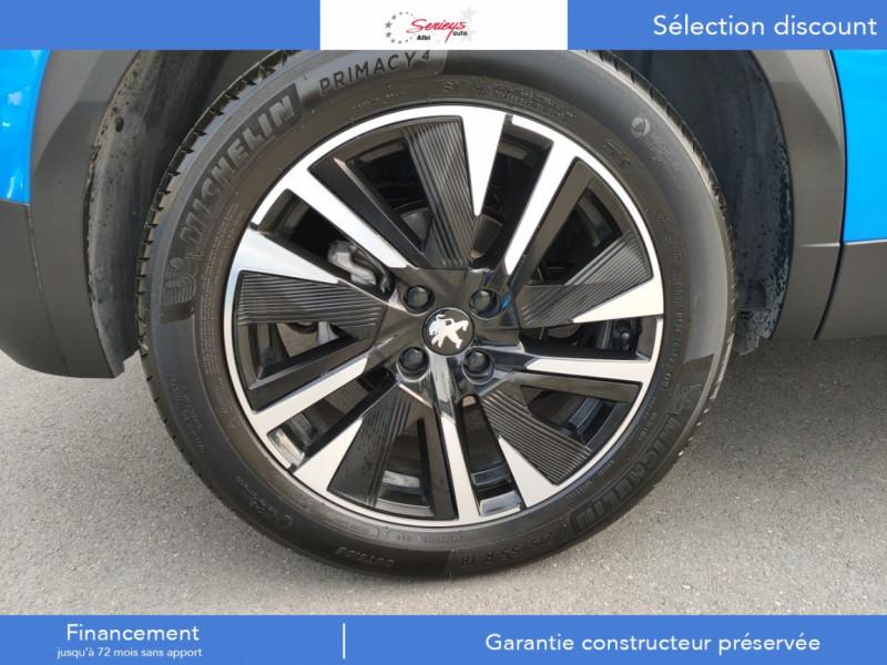 Photo 22 de l'offre de PEUGEOT 2008 GT ELEC 136CV TOIT PANO+CAM AR à 28800€ chez Garage Serieys Auto