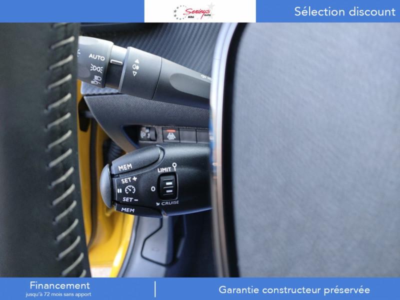Photo 18 de l'offre de PEUGEOT 208 Allure Pack BlueHDi 100 Camera AR GPS à 19380€ chez Garage Serieys Auto