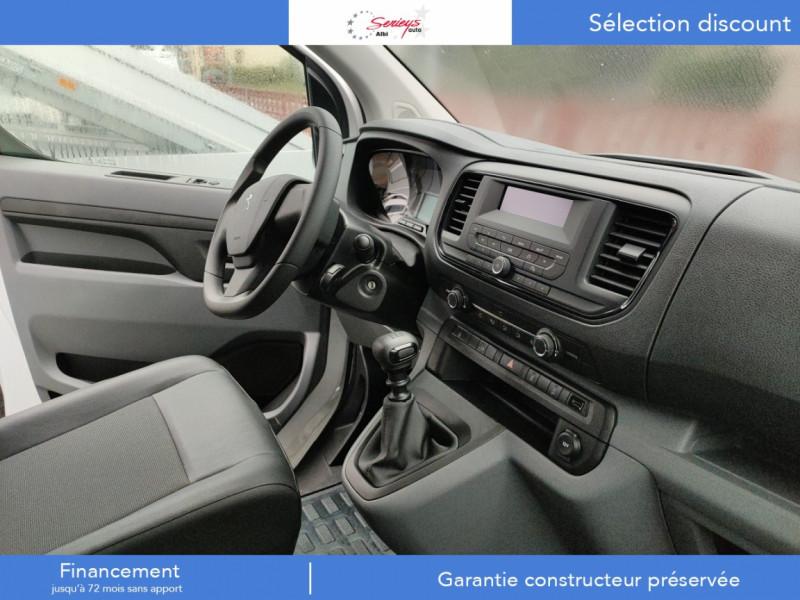 Photo 9 de l'offre de PEUGEOT EXPERT FGN PRO BLUEHDI 120 PK AIR 3 PLACES à 24780€ chez Garage Serieys Auto