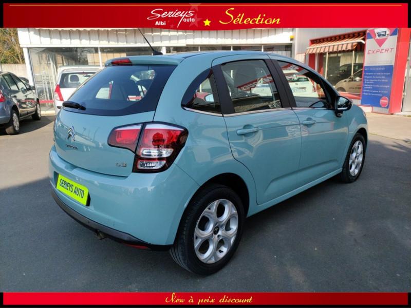 Photo 32 de l'offre de CITROEN C3 Feel Edition BlueHDi 75 GPS+CAMERA+JA à 9680€ chez Garage Serieys Auto