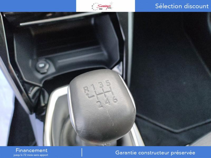 Photo 19 de l'offre de PEUGEOT 208 Allure Pack BlueHDi 100 Camera AR GPS à 19380€ chez Garage Serieys Auto