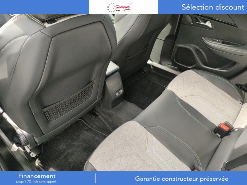 Photo 17 de l'offre de PEUGEOT 2008 GT ELEC 136CV TOIT PANO+CAM AR à 28800€ chez Garage Serieys Auto