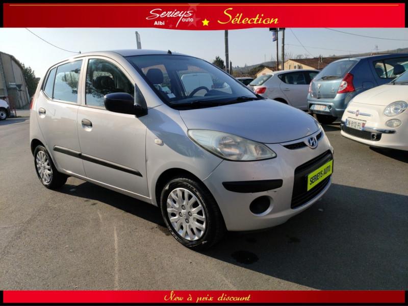 Photo 18 de l'offre de HYUNDAI i10 Pack 1.1 CRDi 75 - A SAISIR à 3980€ chez Garage Serieys Auto