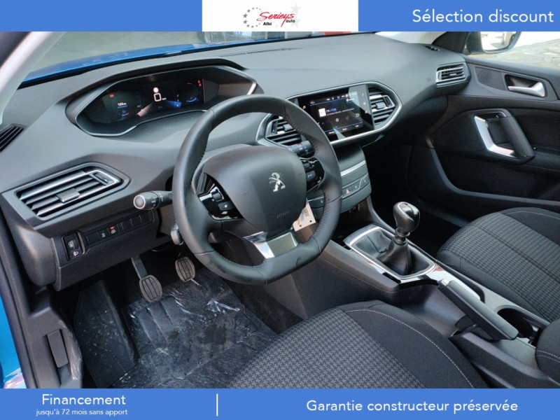 Photo 33 de l'offre de PEUGEOT 308 Active Pack BlueHDi 130 GPS+Camera AR à 20980€ chez Garage Serieys Auto