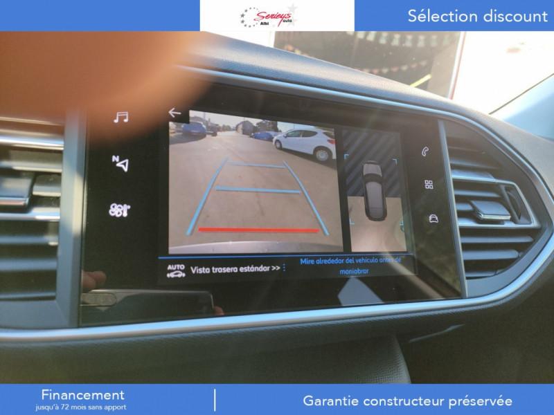 Photo 3 de l'offre de PEUGEOT 308 Allure Pack BlueHDI 130 LED+PK ASSIST à 22890€ chez Garage Serieys Auto