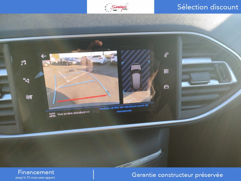 Photo 28 de l'offre de PEUGEOT 308 Active Pack BlueHDi 130 CAMERA+GPS+JA à 20800€ chez Garage Serieys Auto