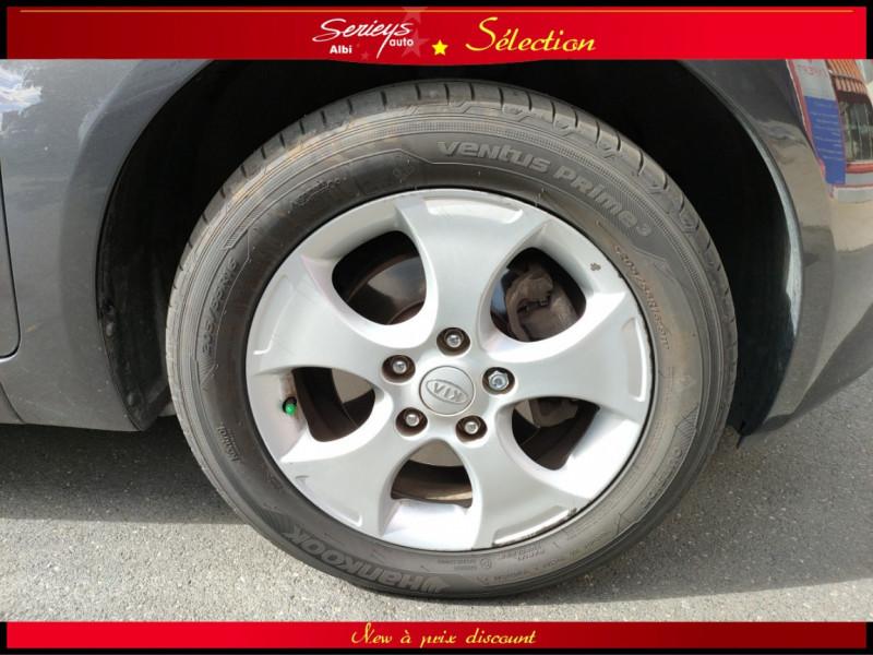 Photo 8 de l'offre de KIA VENGA Urban Chic 1.6 CRDi 115 Toit Ouvrant à 7800€ chez Garage Serieys Auto