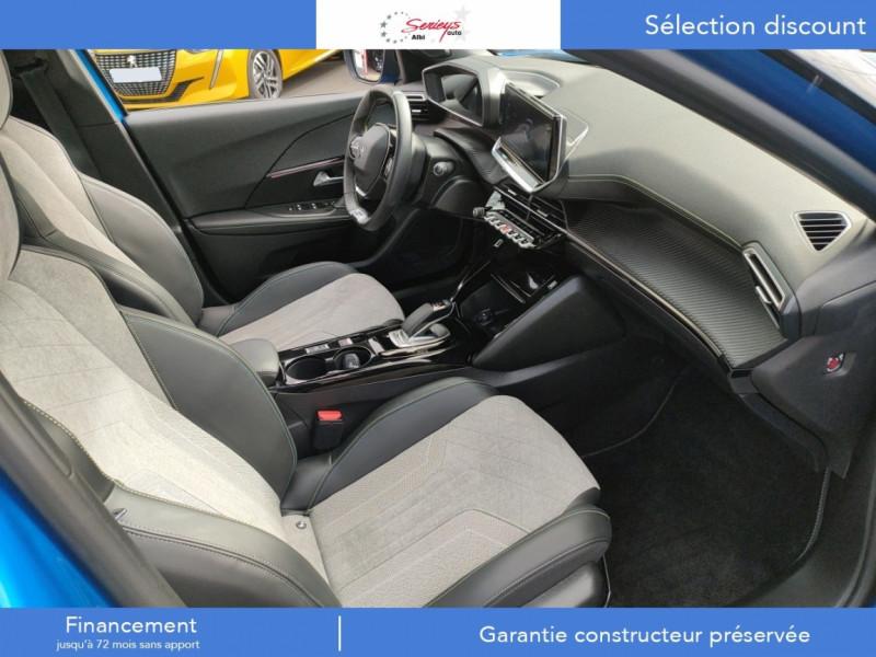 Photo 3 de l'offre de PEUGEOT 2008 GT ELEC 136CV TOIT PANO+CAM AR à 28800€ chez Garage Serieys Auto