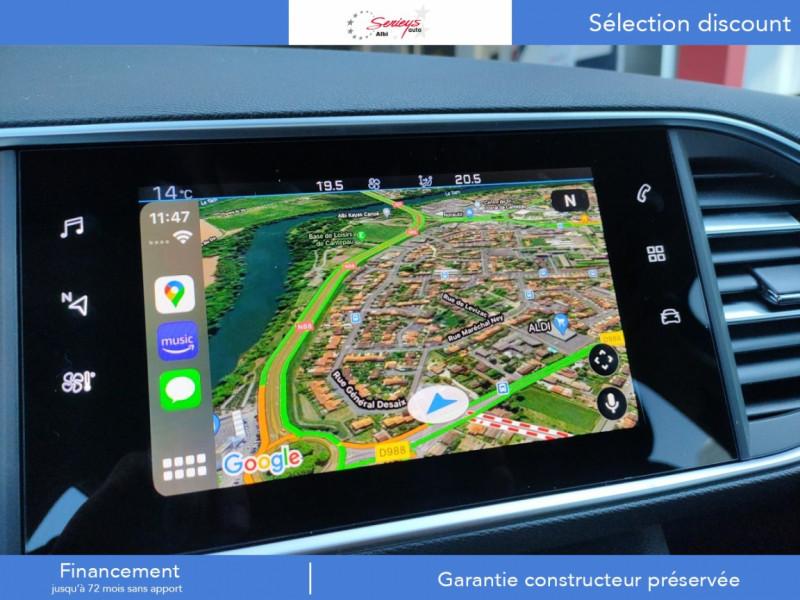 Photo 25 de l'offre de PEUGEOT 308 Active Pack BlueHDi 130 GPS+Camera AR à 20980€ chez Garage Serieys Auto
