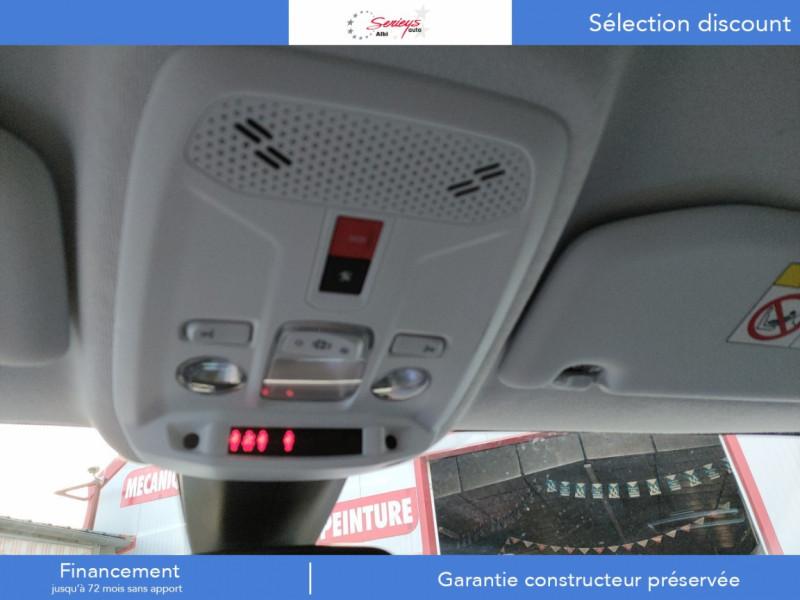 Photo 17 de l'offre de PEUGEOT 208 Allure Pack BlueHDi 100 Camera AR GPS à 19380€ chez Garage Serieys Auto