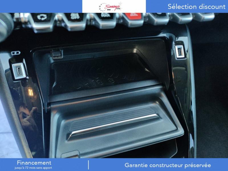 Photo 4 de l'offre de PEUGEOT 208 Allure Pack BlueHDI 100 Camera AR à 19680€ chez Garage Serieys Auto