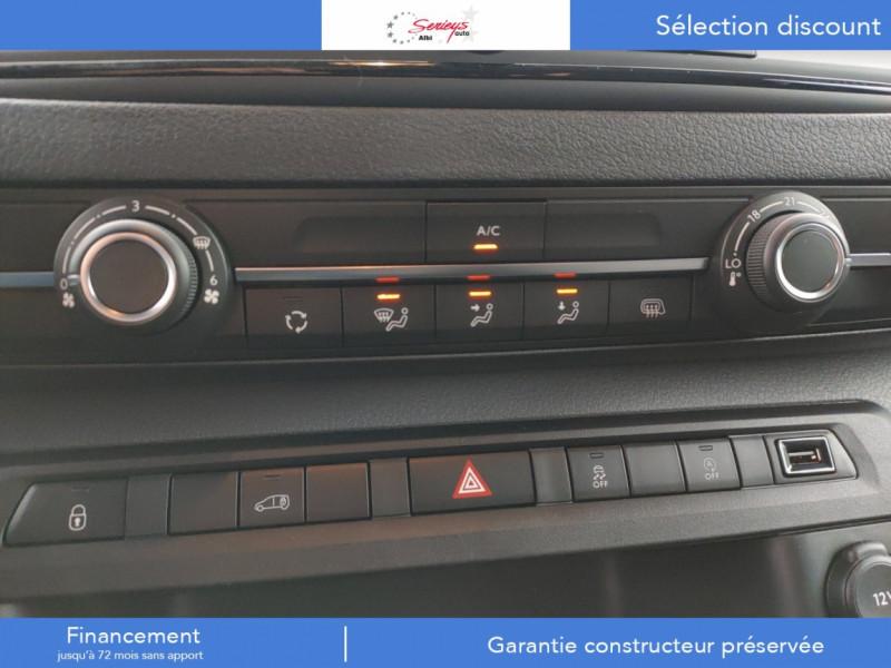 Photo 6 de l'offre de PEUGEOT EXPERT FGN PRO BLUEHDI 120 PK AIR 3 PLACES à 24780€ chez Garage Serieys Auto