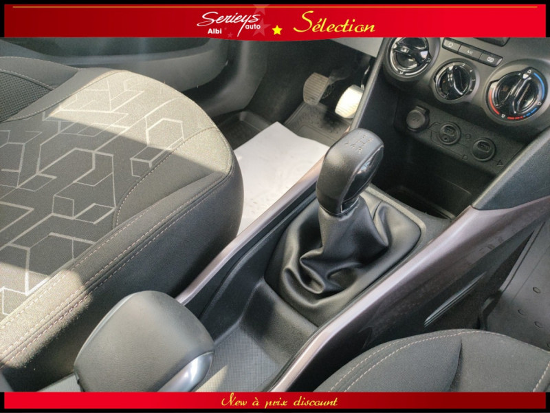 Photo 21 de l'offre de PEUGEOT 2008 Active 1.2 PureTech 82 GPS CT OK à 7800€ chez Garage Serieys Auto