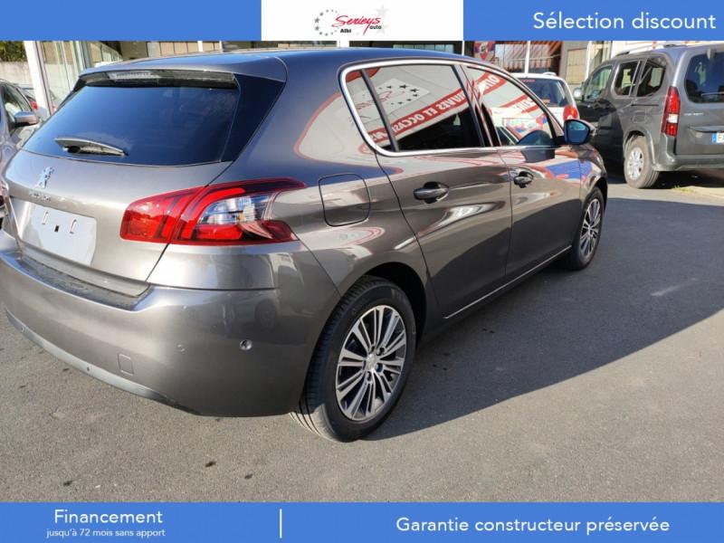 Photo 24 de l'offre de PEUGEOT 308 Allure Pack BlueHDI 130 LED+PK ASSIST à 22890€ chez Garage Serieys Auto