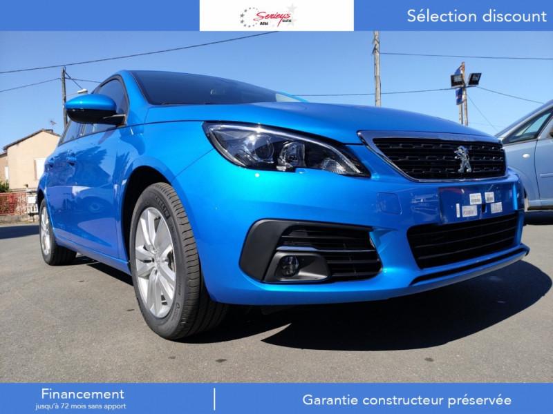Photo 34 de l'offre de PEUGEOT 308 Active Pack BlueHDi 130 GPS+Camera AR à 20980€ chez Garage Serieys Auto