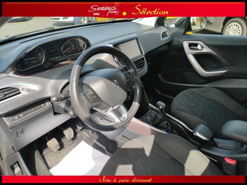Photo 13 de l'offre de PEUGEOT 2008 Active 1.2 PureTech 82 GPS CT OK à 7800€ chez Garage Serieys Auto