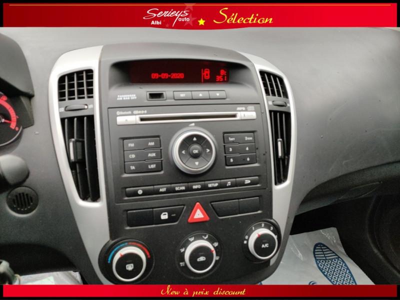 Photo 9 de l'offre de KIA CEE'D SW Active 1.6 CRDi 115 SW JA+Regul à 6980€ chez Garage Serieys Auto