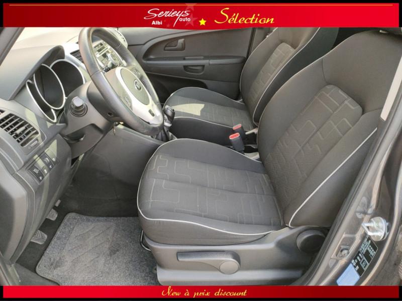 Photo 19 de l'offre de KIA VENGA Urban Chic 1.6 CRDi 115 Toit Ouvrant à 7800€ chez Garage Serieys Auto