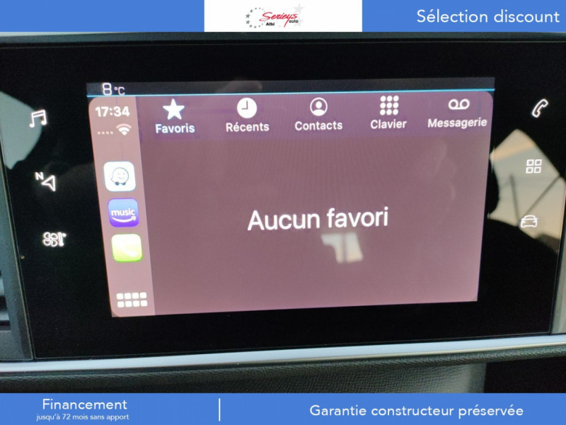 Photo 18 de l'offre de PEUGEOT 308 Active Pack BlueHDi 130 CAMERA+GPS+JA à 20800€ chez Garage Serieys Auto