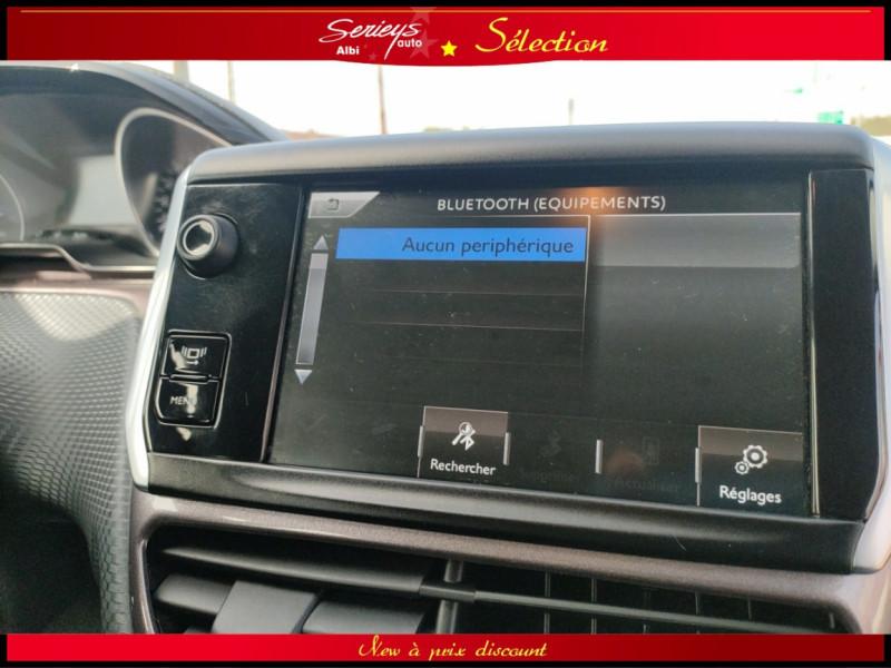 Photo 10 de l'offre de PEUGEOT 2008 Active 1.2 PureTech 82 GPS CT OK à 7800€ chez Garage Serieys Auto