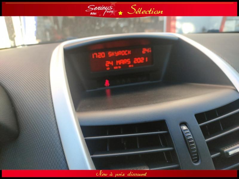 Photo 7 de l'offre de PEUGEOT 207 BLUE LION 1.6 HDi 92 98g DISTRI OK à 4880€ chez Garage Serieys Auto