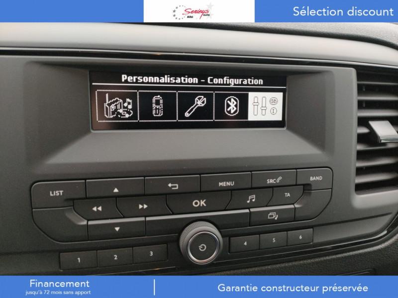 Photo 7 de l'offre de PEUGEOT EXPERT FGN PRO BLUEHDI 120 PK AIR 3 PLACES à 24780€ chez Garage Serieys Auto