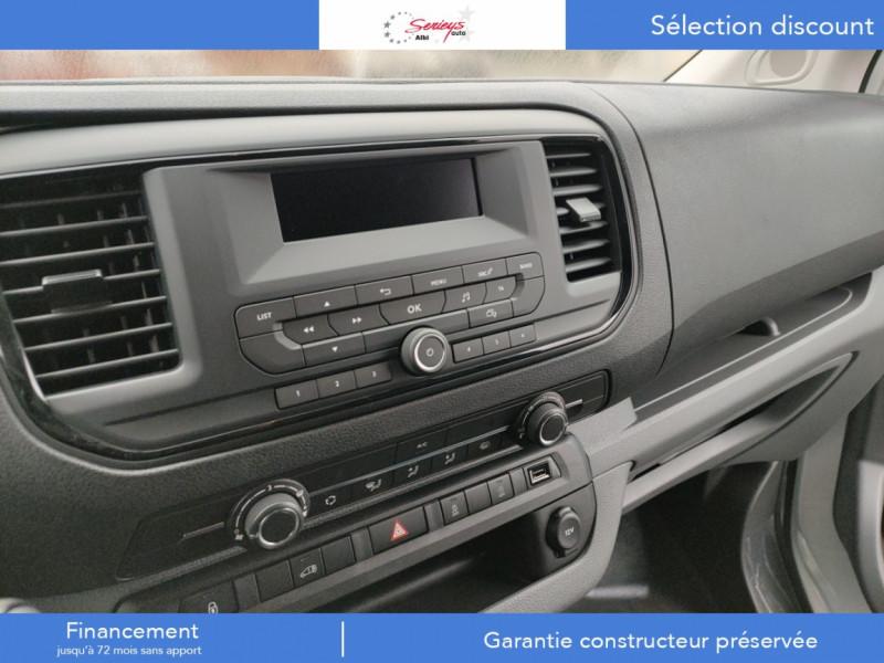Photo 13 de l'offre de PEUGEOT EXPERT FGN PRO BLUEHDI 120 PK AIR 3 PLACES à 24780€ chez Garage Serieys Auto