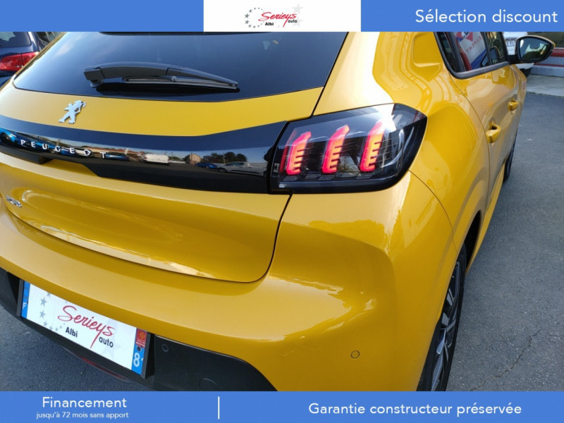 Photo 16 de l'offre de PEUGEOT 208 Allure Pack BlueHDi 100 Camera AR GPS à 19380€ chez Garage Serieys Auto