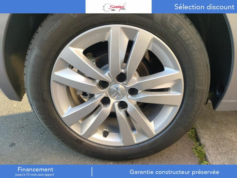 Photo 19 de l'offre de PEUGEOT 308 Active Pack BlueHDi 130 CAMERA+GPS+JA à 20800€ chez Garage Serieys Auto