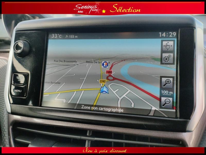 Photo 25 de l'offre de PEUGEOT 2008 Active 1.2 PureTech 82 GPS CT OK à 7800€ chez Garage Serieys Auto