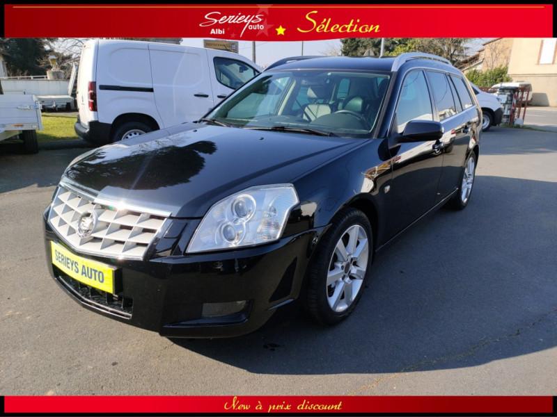 Cadillac BLS SW 1.9 D 180 Sport Luxury Boite Auto Diesel NOIR Occasion à vendre