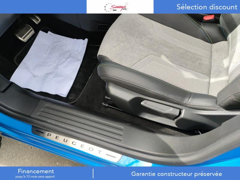Photo 23 de l'offre de PEUGEOT 2008 GT ELEC 136CV TOIT PANO+CAM AR à 28800€ chez Garage Serieys Auto
