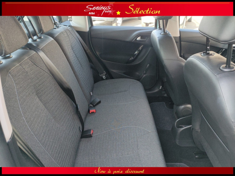 Photo 4 de l'offre de CITROEN C3 Feel Edition BlueHDi 75 GPS+CAMERA+JA à 9680€ chez Garage Serieys Auto