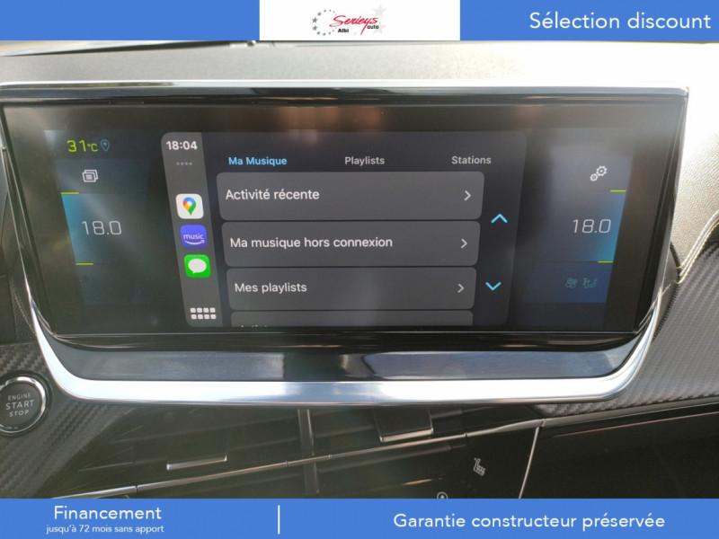 Photo 14 de l'offre de PEUGEOT 2008 GT ELEC 136CV TOIT PANO+CAM AR à 28800€ chez Garage Serieys Auto