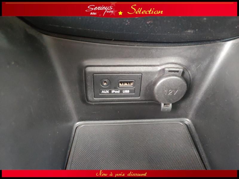 Photo 12 de l'offre de KIA VENGA Urban Chic 1.6 CRDi 115 Toit Ouvrant à 7800€ chez Garage Serieys Auto