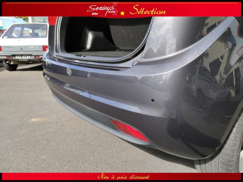 Photo 14 de l'offre de KIA VENGA Urban Chic 1.6 CRDi 115 Toit Ouvrant à 7800€ chez Garage Serieys Auto