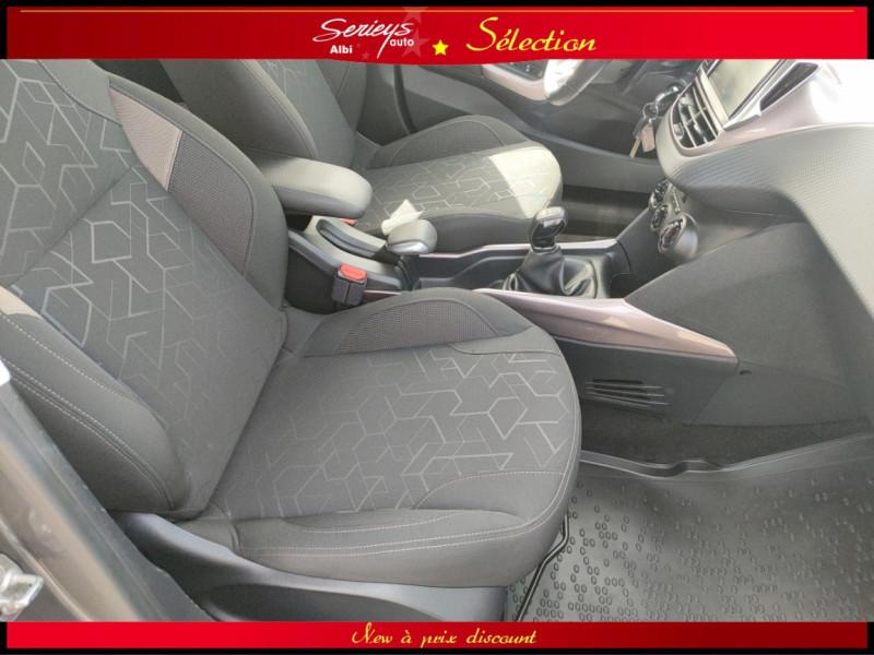 Photo 6 de l'offre de PEUGEOT 2008 Active 1.2 PureTech 82 GPS CT OK à 7800€ chez Garage Serieys Auto