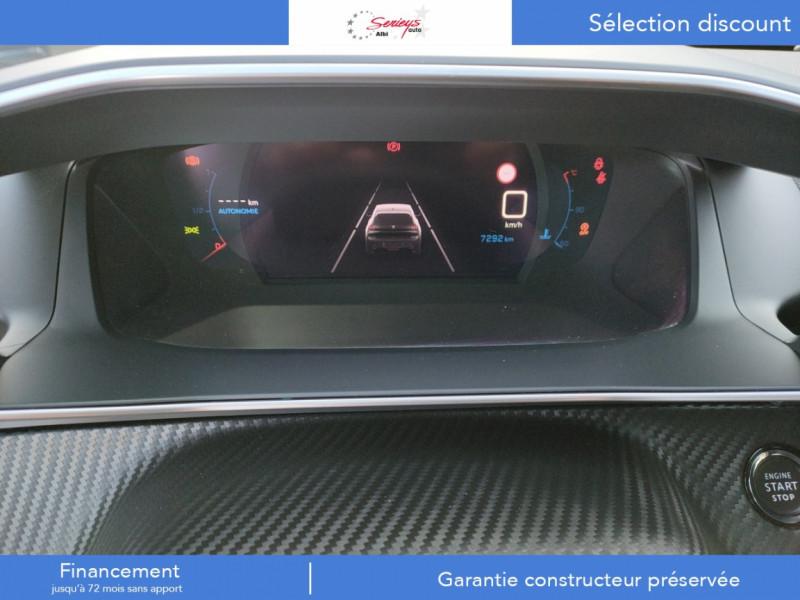 Photo 3 de l'offre de PEUGEOT 208 Allure Pack BlueHDi 100 Camera AR GPS à 19380€ chez Garage Serieys Auto