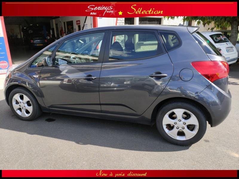 Photo 22 de l'offre de KIA VENGA Urban Chic 1.6 CRDi 115 Toit Ouvrant à 7800€ chez Garage Serieys Auto