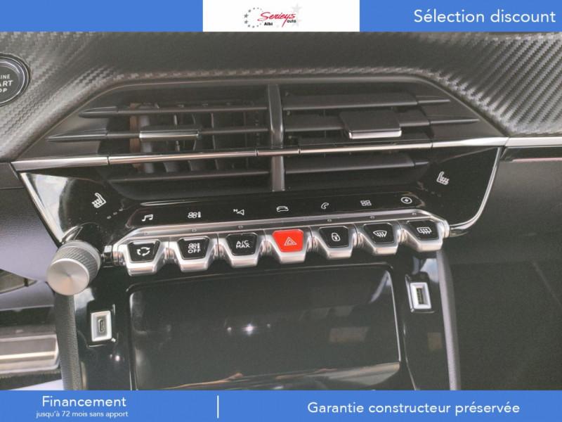 Photo 24 de l'offre de PEUGEOT 2008 GT ELEC 136CV TOIT PANO+CAM AR à 28800€ chez Garage Serieys Auto