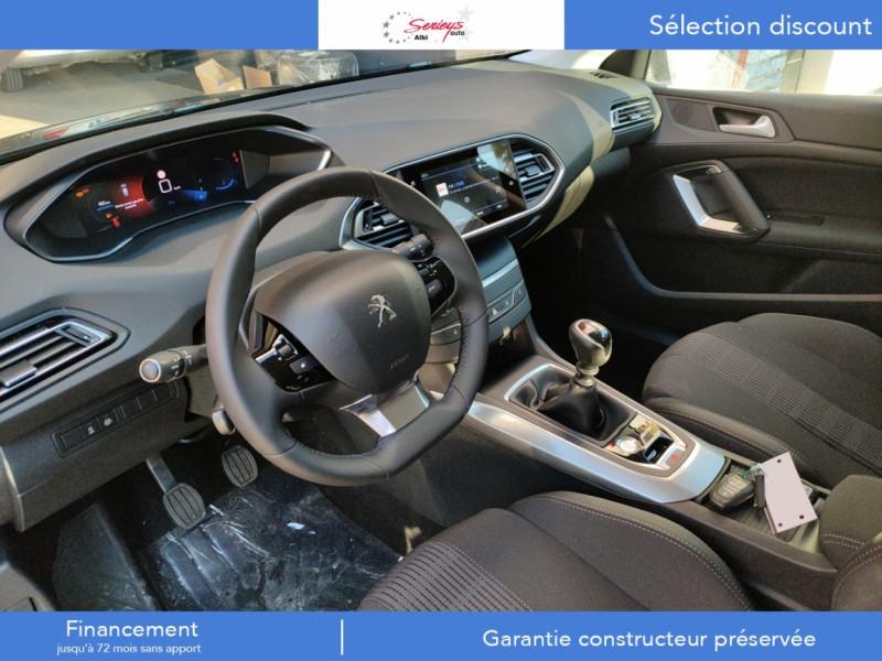 Photo 4 de l'offre de PEUGEOT 308 Allure Pack BlueHDI 130 LED+PK ASSIST à 22890€ chez Garage Serieys Auto