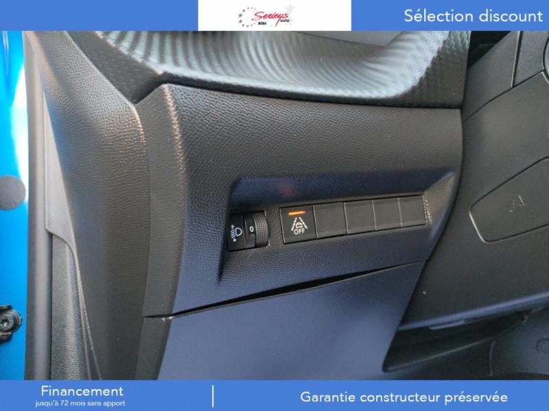 Photo 8 de l'offre de PEUGEOT 208 Allure Pack BlueHDI 100 Camera AR à 19680€ chez Garage Serieys Auto