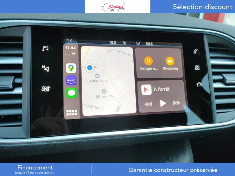 Photo 31 de l'offre de PEUGEOT 308 Active Pack BlueHDi 130 GPS+Camera AR à 20980€ chez Garage Serieys Auto