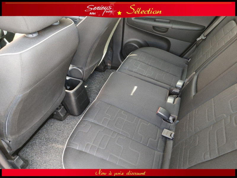 Photo 24 de l'offre de KIA VENGA Urban Chic 1.6 CRDi 115 Toit Ouvrant à 7800€ chez Garage Serieys Auto