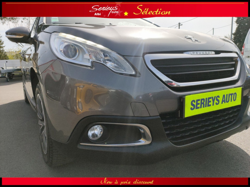 Photo 3 de l'offre de PEUGEOT 2008 Active 1.2 PureTech 82 GPS CT OK à 7800€ chez Garage Serieys Auto